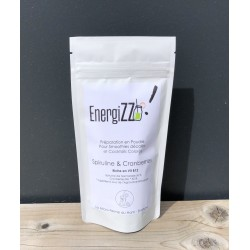 Energizz - Spiruline de Normandie & Cranberries